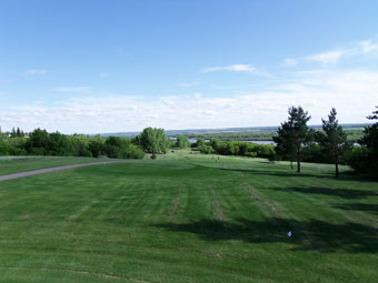 NB Golf Course fairway
